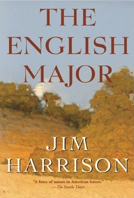 The English Major Cover