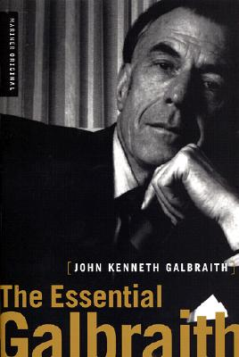 The Essential Galbraith Cover