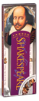 Fandex Family Field Guides: Shakespeare Cover Image