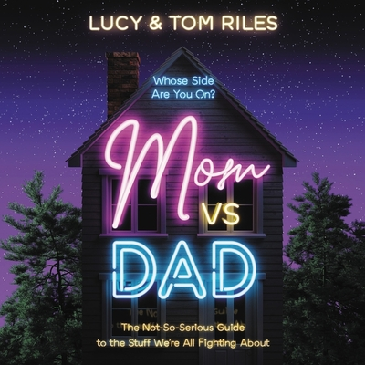 Cover for Mom vs. Dad