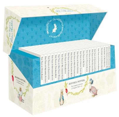 The Original Peter Rabbit Presentation Box 1-23 R/I Cover Image