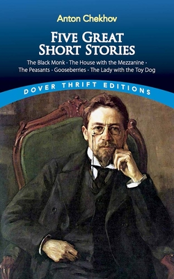 Five Great Short Stories (Dover Thrift Editions) Cover Image