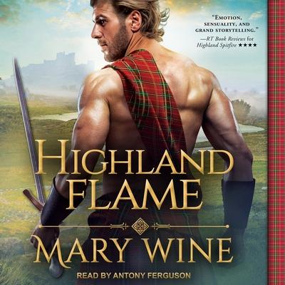 Cover for Highland Flame (Highland Weddings #4)
