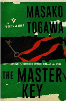 The Master Key (Pushkin Vertigo #19) Cover Image