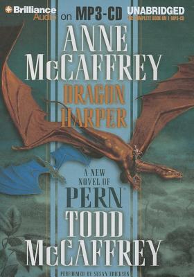 Dragon Harper Cover Image