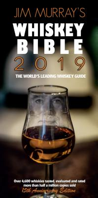 Jim Murray's Whiskey Bible 2019 Cover Image