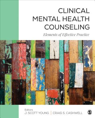 Clinical Mental Health Counseling: Elements of Effective Practice Cover Image