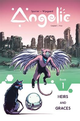 Angelic Volume 1: Heirs & Graces Cover Image