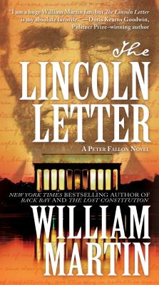 The Lincoln Letter: A Peter Fallon Novel (Peter Fallon and Evangeline Carrington #5) Cover Image