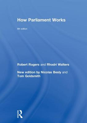 How Parliament Works Cover Image