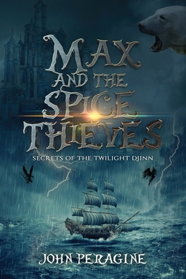 Max and the Spice Thieves Cover Image