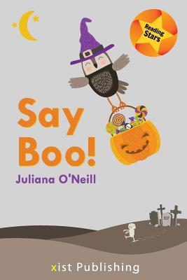 Say Boo Cover Image