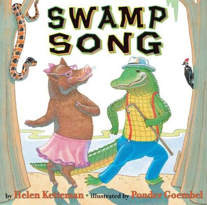 Swamp Song Cover