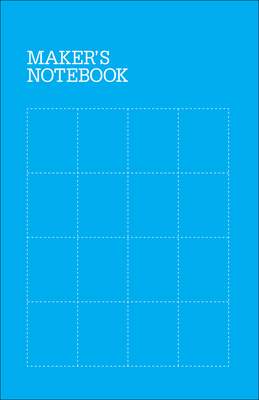 Maker's Notebook Cover Image