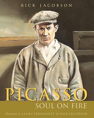 Picasso: Soul on Fire Cover Image