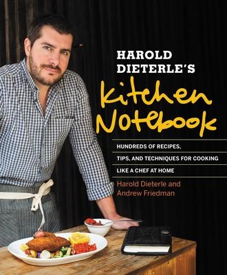 Harold Dieterle's Kitchen Notebook Cover