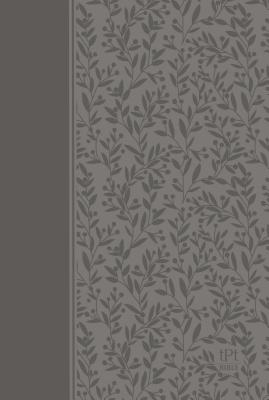 The Passion Translation New Testament (2nd Edition) Gray: With Psalms, Proverbs and Song of Songs Cover Image