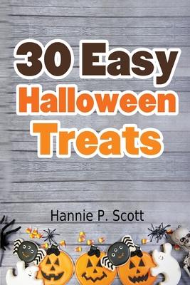 30 Easy Halloween Treats Cover Image