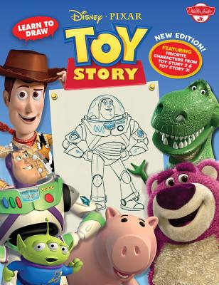 Learn to Draw Disney/Pixar Toy Story Cover