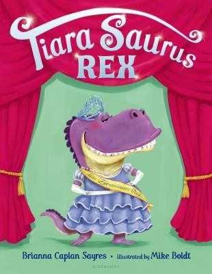 Tiara Saurus Rex Cover Image