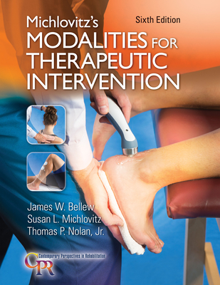 Michlovitz's Modalities for Therapeutic Intervention Cover Image
