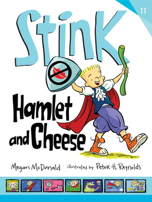 Stink: Hamlet and Cheese Cover Image