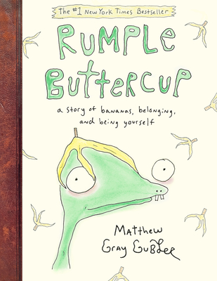 Rumple Buttercup: A Story of Bananas, Belonging, and Being Yourself Cover Image