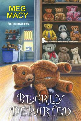 Bearly Departed Cover Image