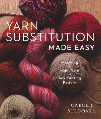 Cover for Yarn Substitution Made Easy
