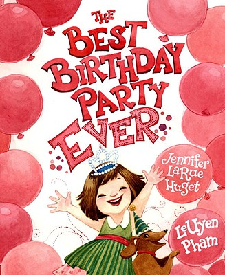 Cover for The Best Birthday Party Ever