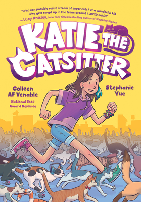 Cover for Katie the Catsitter