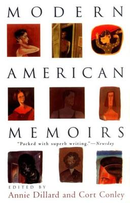 Modern American Memoirs Cover Image