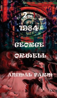 1984 & Animal Farm Cover Image