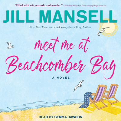 Cover for Meet Me at Beachcomber Bay