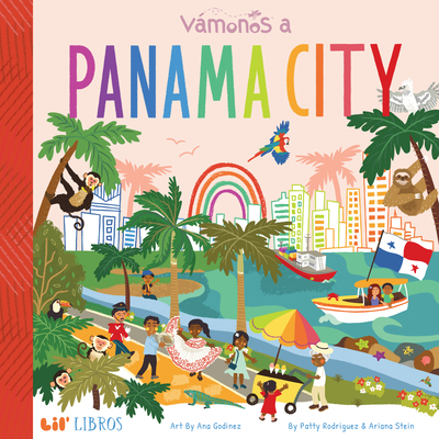 Vámonos: Panama City Cover Image