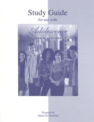 Study Guide for Use with Adolescence Cover Image