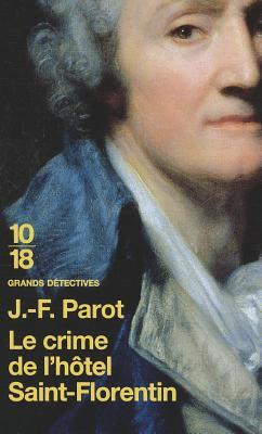 Crime de L Hotel St Florentin Cover Image