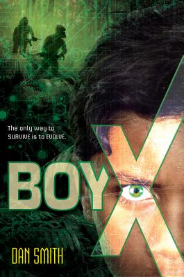 Boy X Cover Image