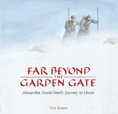Far Beyond the Garden Gate Cover