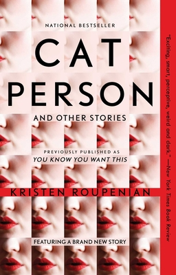 """Cat Person"" and Other Stories Cover"