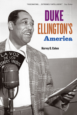 Duke Ellington's America Cover Image