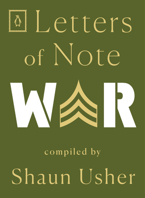 Letters of Note: War Cover Image