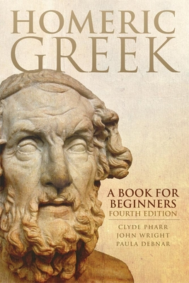 Homeric Greek: A Book for Beginners Cover Image