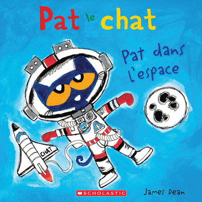 Pat Le Chat: Pat Dans l'Espace Cover Image
