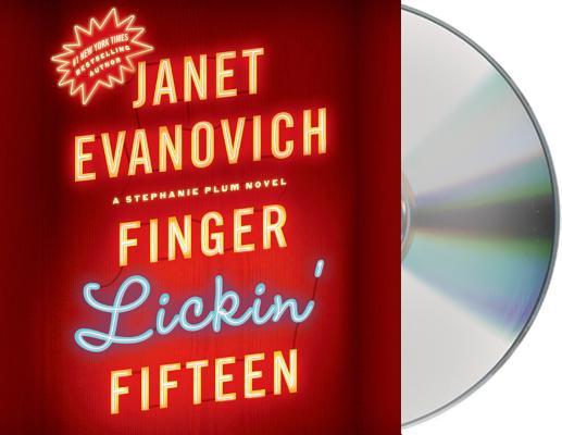 Finger Lickin' Fifteen (Stephanie Plum Novels #15) Cover Image