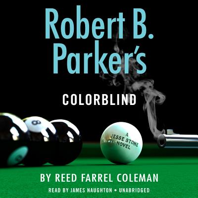 Robert B. Parker's Colorblind (A Jesse Stone Novel #17) Cover Image