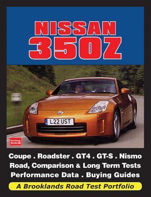 Nissan 350Z: Road Test Portfolio Cover Image