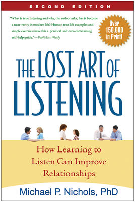 Cover for The Lost Art of Listening, Second Edition
