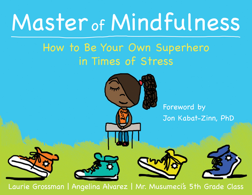 Master of Mindfulness Cover