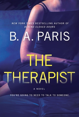Therapist Cover Image
